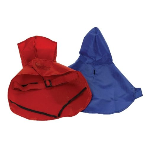 impermeable con capucha perros
