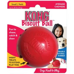 juguete kong biscuit ball perros