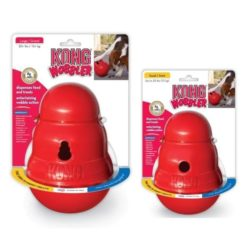 wobbler kong dispensador perros