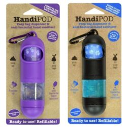 dispensador handipod bolsas heces